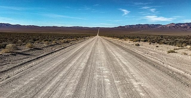 Groom Lake Road
