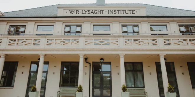 Lysaght Institute Newport