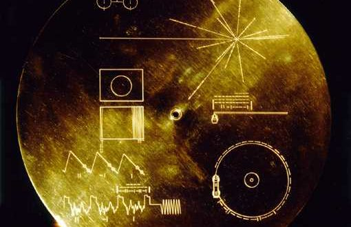 Voyager Golden Record alienígena
