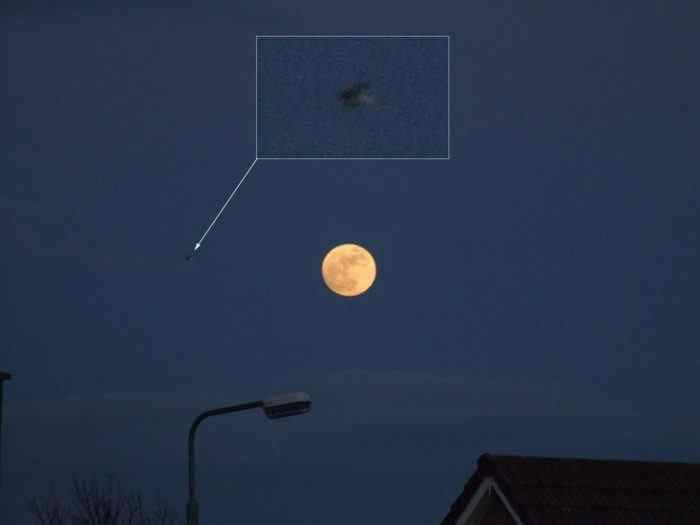 Bonnybridge ufo
