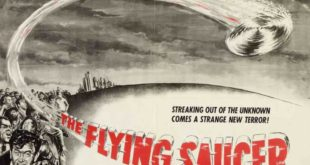 poster The Flying Saucer