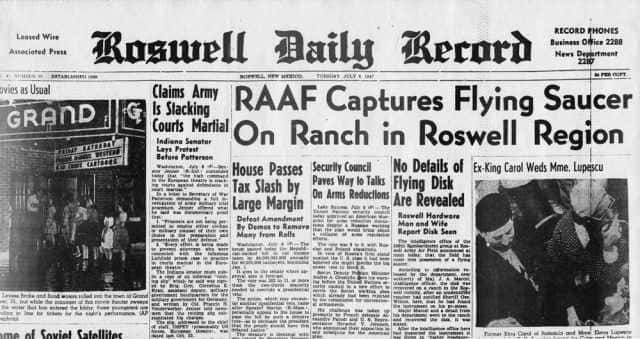 roswell diario