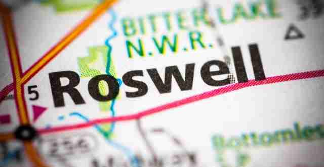roswell map